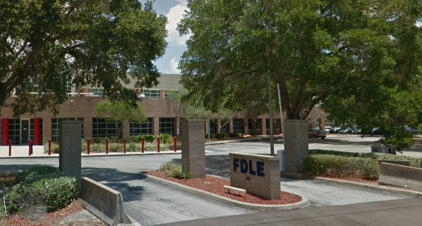Florida Department of Law Enfocement's Tampa facilities.