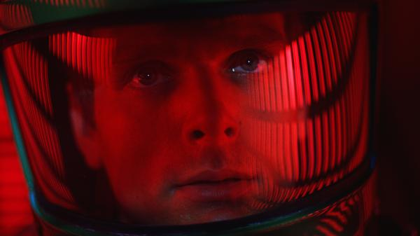 Keir Dullea played astronaut David Bowman in Stanley Kubrick's 1968 film, <em>2001: A Space Odyssey.</em>