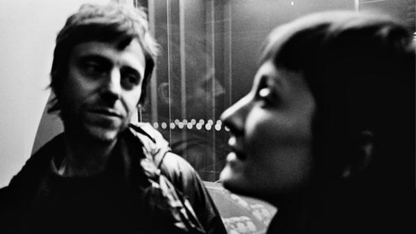 The duo Drinks is collaboration between Tim Presley and Cate Le Bon.