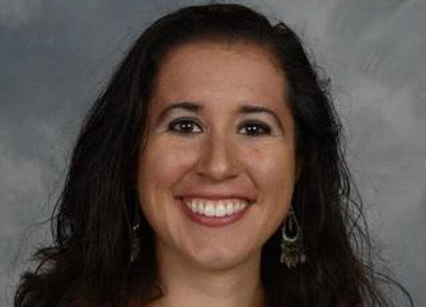 Dayanna Volitich was removed from her classroom at Crystal River Middle School in March, after the discovery that she hosted a white nationalist podcast.