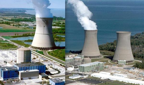 Davis-Besse and Perry Nuclear Plant