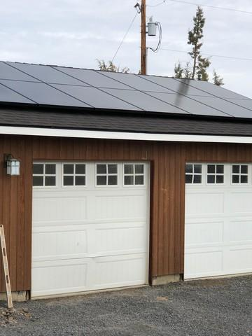 <p>Hilda and Judd Wagner's 14-panel solar installation on their home in Redmond nearly missed Oregon's deadline for a state tax credit, after Legend Solar took their $10,000 deposit but never installed their panels. Another company, Elemental Energy, stepped in and completed the job at the original price.</p>