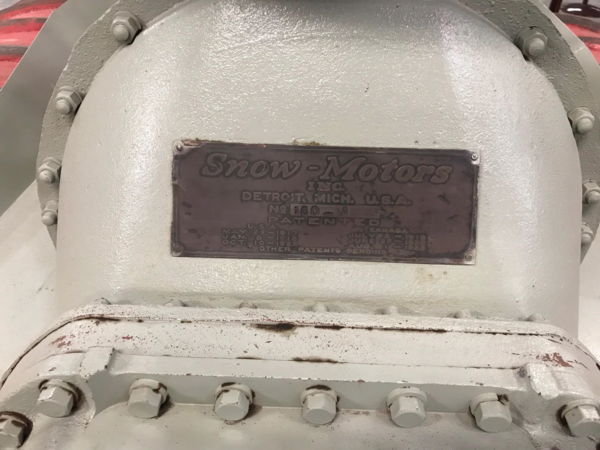 The Detroit-made Armstead Snow Motors were a precursor to modern snow travel.