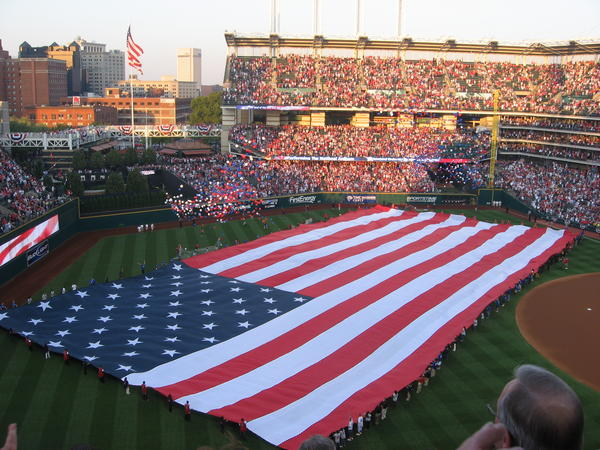The Indians' home opener sold out before single-game tickets went on sale this year