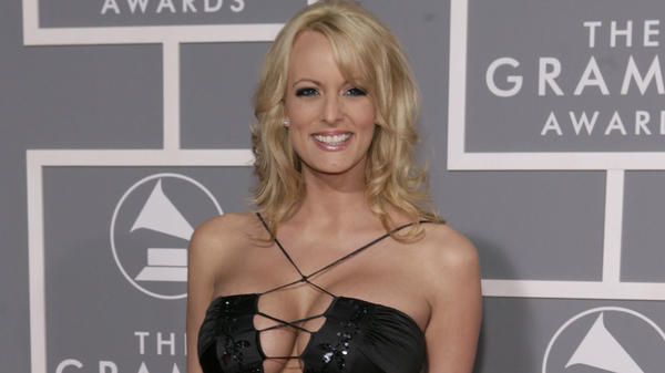 "A lawyer for Stephanie Clifford, who performs under the stage name Stormy Daniels, says their ""case just got a whole lot better"" after the president's remarks."