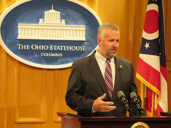 Republican Representative Mike Henne