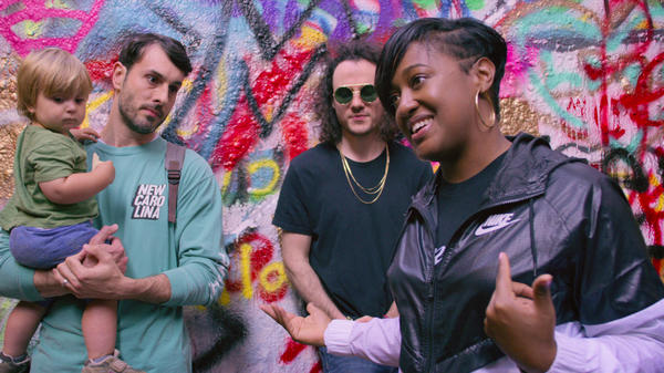 Rapsody's rise is documented in Netflix's newest hip-hop docuseries.