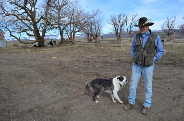 <p>Sam Kayser is a rancher in Cle Elum, just east of the Cascades.</p>