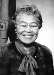 Annie Brown Kennedy, the first black woman to serve in the NCGA.