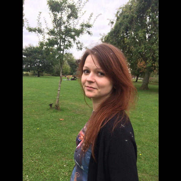 This is a file image of the daughter of former Russian Spy Sergei Skripal, Yulia Skripal taken from Yulia Skipal's Facebook account on Tuesday, March 6.