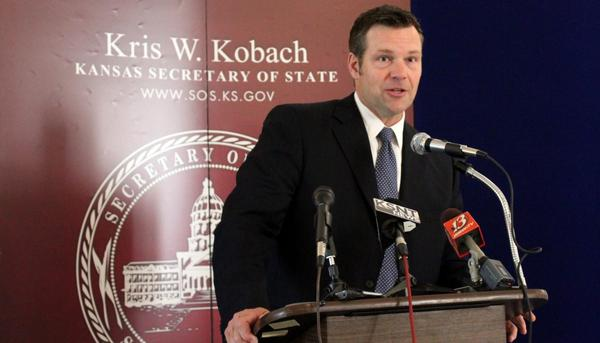Newly unsealed testimony by Kansas Secretary of State Kris Kobach suggests he knew federal law would need to be amended for states to require proof of citizenship.