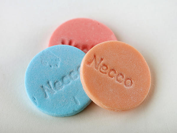 Rumors of the NECCO maker's impending demise have sparked a renewed interest in its products — especially its famous chalky-tasting wafers that some people love to hate.