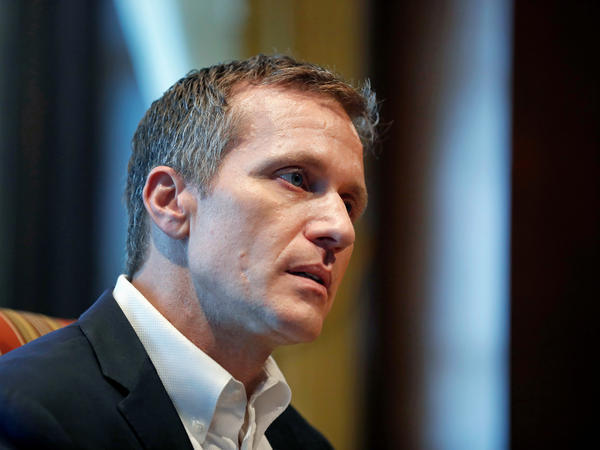 Missouri Gov. Eric Greitens admitted that before taking office he had an extramarital affair but he denies abusing the woman.