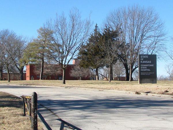 Federal officials decertified Osawatomie State Hospital in December 2015, citing concerns about patient safety and staffing levels.