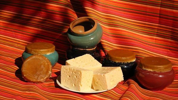 Motal cheese is a fresh goat's milk cheese made primarily in remote mountain areas in Armenia.