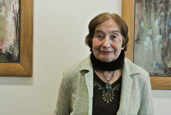 Eighty-two-year-old Zosia Radzikowska, from Krakow, survived the Holocaust by pretending to be Christian. A retired criminal law professor, Radzikowska is an active member of Krakow's small but flourishing Jewish community.