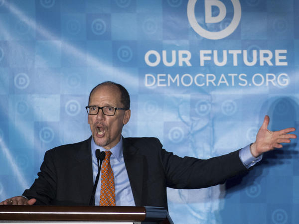 Democratic National Committee Chairman Tom Perez and party leaders say they're suing Russia, WikiLeaks and the Trump campaign for an alleged conspiracy targeting the 2016 presidential campaign.