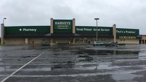 The Harvey's on Commonwealth Avenue is closing as part of the Southeastern Grocers' bankruptcy reorganization plan.