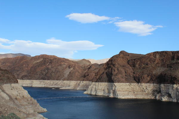 Lake Mead has been dropping for years, and if it dips too low it could trigger a shortage in the Lower Colorado River Basin.