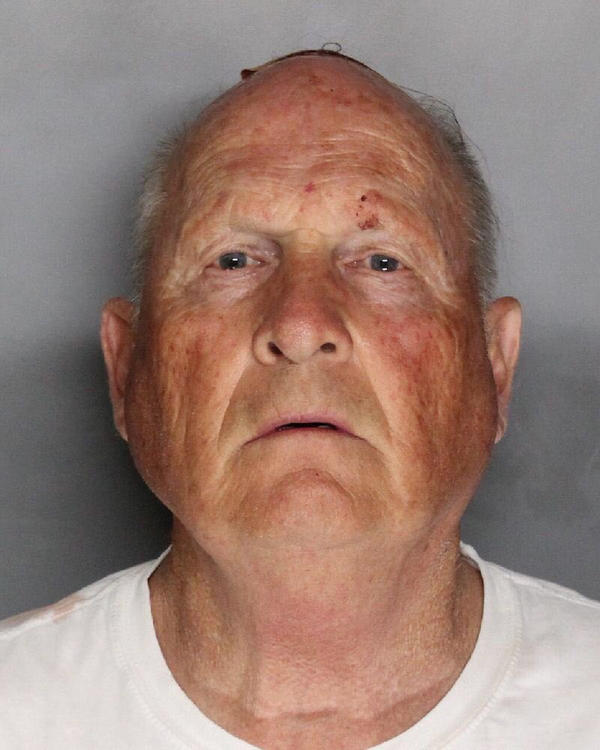 Joseph James DeAngelo, a suspect in a series of killings in California, was arrested Tuesday.