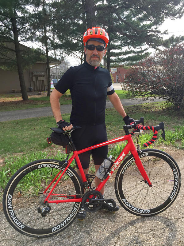 On June 7, 2016 a pickup truck slammed into a group of cyclists in Kalamazoo County. Five bicyclists died and four were seriously injured. Paul Gobble is one of the survivors.