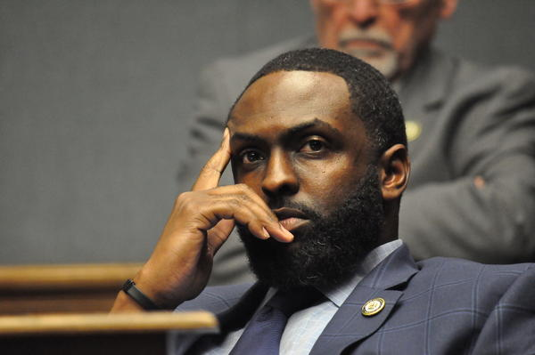 File photo: Representative Ted James (D-Baton Rouge)