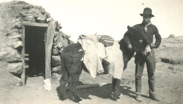 Everett Ruess spent the last five years of his life criscrossing California and the Southwest, accompanied by a series of faithful burros.