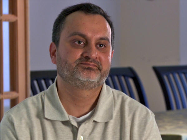 Najam Qureshi's father came under suspicion at the Mall of America after leaving his cellphone in the food court.