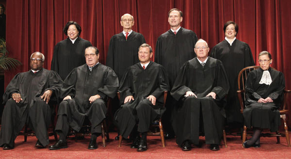The Supreme Court begins a new term on Monday. Among the issues that will be on the docket: immigration, affirmative action, gay marriage and Medicaid.