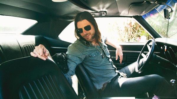 <p>Jonathan Wilson's new album is titled <em>Gentle Spirit</em>.</p>