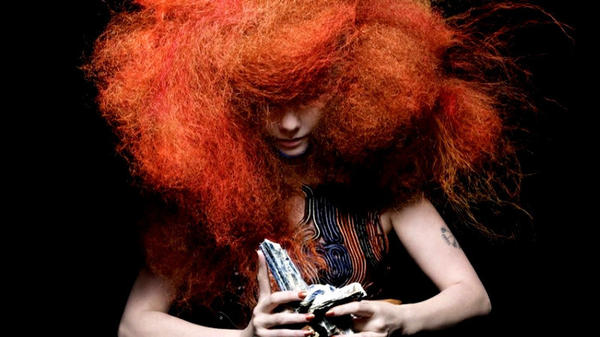 <p>Bjork's new album, <em>Biophilia</em>, is also an interactive multimedia project.</p>
