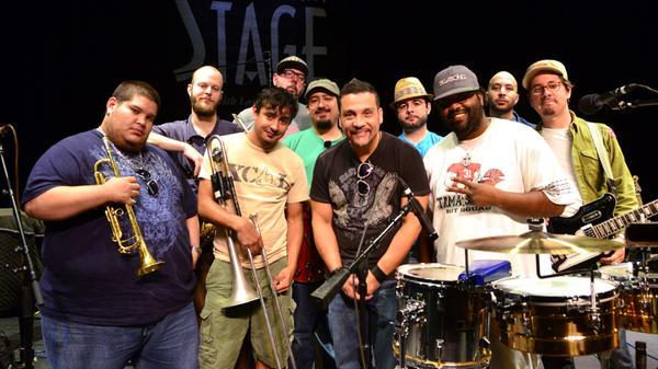 Grupo Fantasma has appeared alongside Los Lobos, Prince, KRS-One and Spoon.