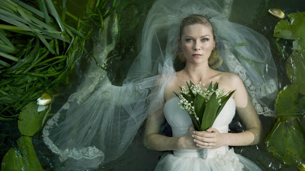 <p><strong>Here Bums The Bride: </strong>Lars von Trier's <em>Melancholia </em>centers on a newlywed (Kirsten Dunst) whose chronic depression leaves her singularly well-equipped to confront the end of the world. </p>