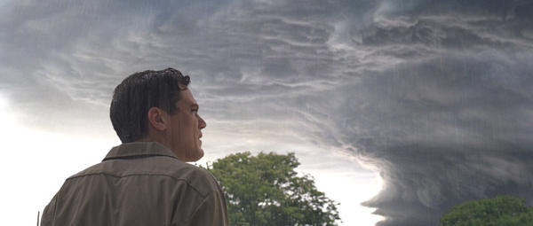 <p><strong>Darkness Falls:</strong> <em>Take Shelter</em>'s protagonist (Michael Shannon) is plagued by premonitions of an apocalyptic storm — and doubts about his own sanity. </p>