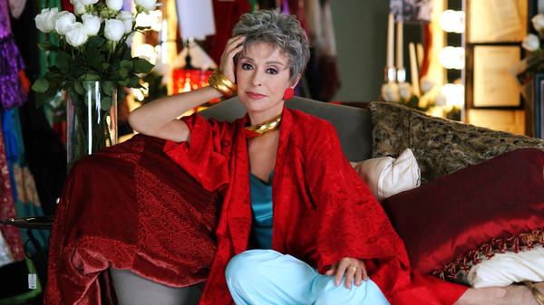 <p><strong>Four's The Score:</strong> One of a handful of performers to score an EGOT — an Emmy, a Grammy, an Oscar and a Tony — Rita Moreno is revisiting the highlights and lowlights of her life and career in a new solo show.</p>