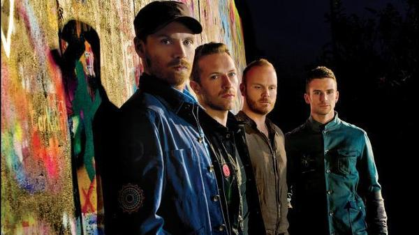 <p>Coldplay's new album, <em>Mylo Xyloto, </em>is out this week.</p>