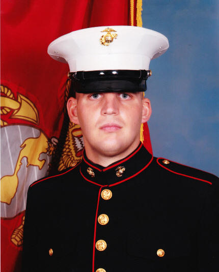 <p>A roadside bomb killed Lance Cpl. James Boelk, 24, while he was on a foot patrol, Oct. 15, 2010. The Darkhorse infantry rifleman was on his first combat deployment. </p>