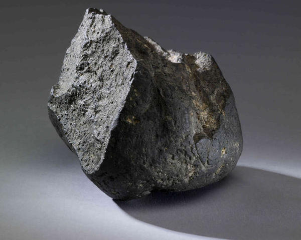 The Olduvai stone chopping tool — used in Tanzania nearly 2 million years ago — is one of the earliest objects that humans ever consciously made.