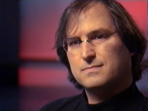 """We got the number of the Vatican and called the pope,"" Steve Jobs says of the first project he worked on with Steve Wozniak. Later, the two founded Apple Computer."