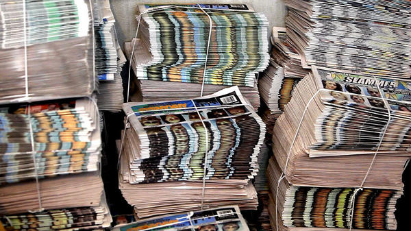 Each week, Little Rock, Ark., residents snap up some 7,000 copies of <em>The Slammer</em>.
