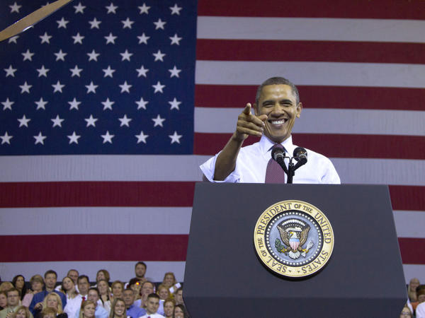 "President Obama delivers an economic speech Tuesday in Osawatomie, Kan., where Teddy Roosevelt issued a famous call for a ""New Nationalism"" 101 years ago."
