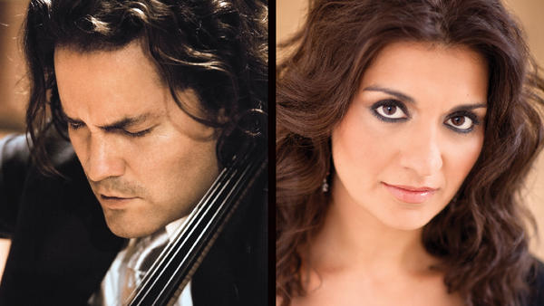 Cellist Zuill Bailey and soprano Isabel Bayrakdarian reanimate the late composer Manuel de Falla on <em>The Spanish Masters</em>.