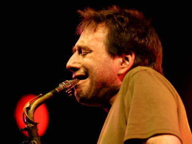 John Zorn plays a show in the Netherlands in 2005.