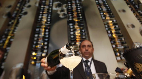 """Moscato was on display at the 2010 international wine and spirits show """"Vinitaly"""" in Italy. Since then, moscato sales have skyrocketed."""