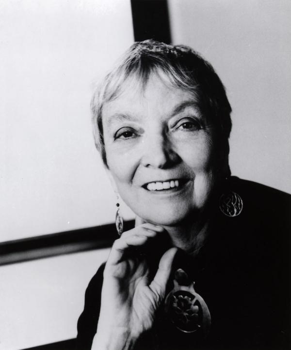 Madeleine L'Engle (1918-2007) was best known for her young adult fiction. Her works reflect both her Christian faith and her strong interest in modern science.