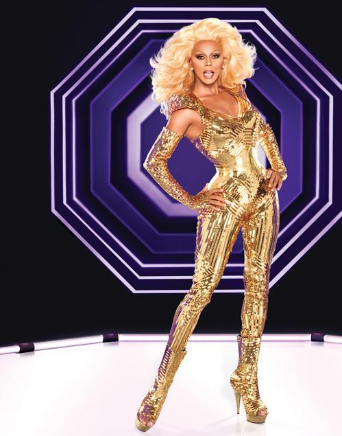 RuPaul is the host of <em>RuPaul's Drag Race.</em>