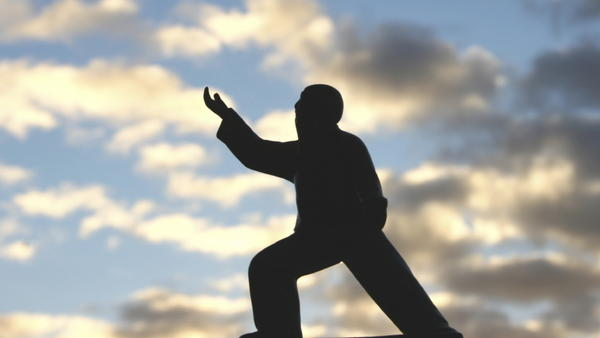 In a study, patients with Parkinson's disease, a progressive nervous-system disorder, had fewer falls after taking up Tai Chi.
