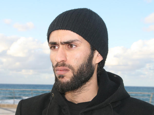 "Danny Vampire, ""a battle-hardened veteran of Libya's 2011 revolution."""