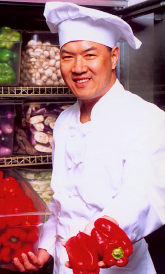 Of the 150 recipes Panda Express Chef Andy Kao dreams up every year, only one or two will make it to consumers.