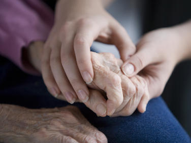 Caring for elderly parents can bear heavy financial and emotional costs.